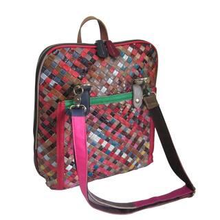 Amerileather Ellen Shoulder Handbag / Backpack|https://ak1.ostkcdn.com/images/products/13477265/P20163582.jpg?impolicy=medium