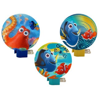 Finding Dory Night Lights - 3-Pack