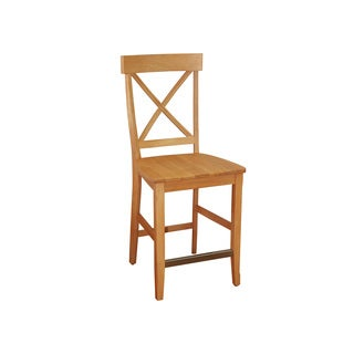 Nantucket Natural Counter Stool by Home Styles