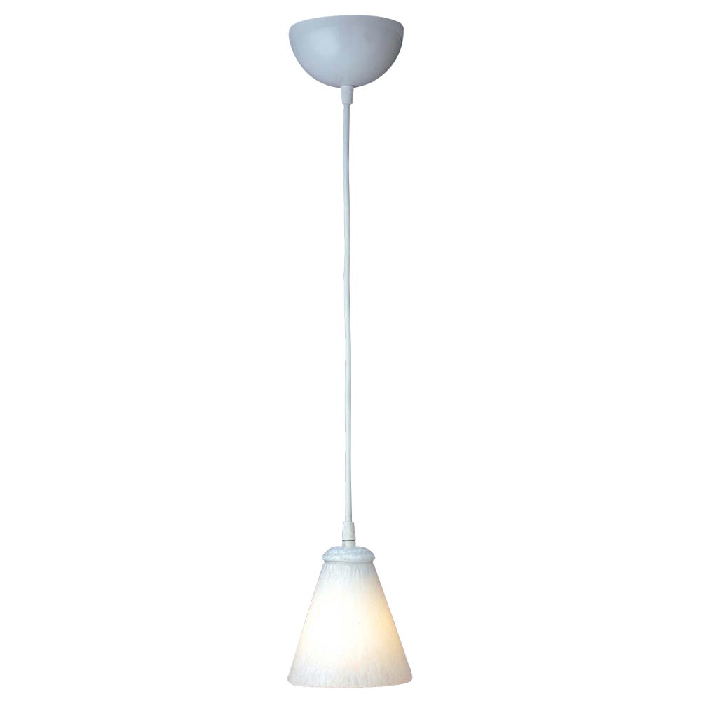 Plc Lighting Rio-II 1-light 1700 White Mini Pendant (Whit...