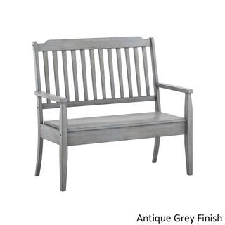 Storage Benches Grey For Less Overstock Com