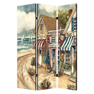 Seaside Town Screen