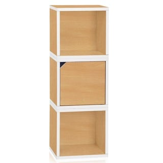 Paloma Eco Friendly Stackable 3 Cube Storage System LIFETIME WARRANTY (made from sustainable non-toxic zBoard paperboard)