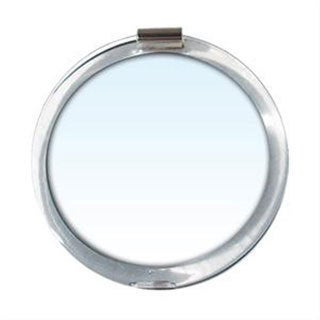 4-inch 3-in-1 Magnifying Compact Mirror
