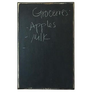 Pine Wood Chalk Board