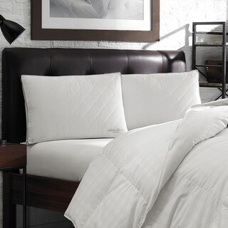 Eddie Bauer Quilted Hypoallergenic Jumbo Sized Pillow (Set of 2)