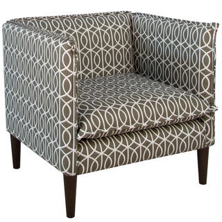 Skyline Furniture Bella Porte Brindle Upholstered Accent Chair