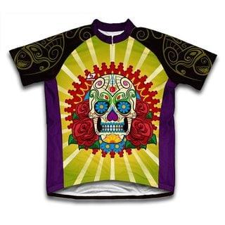Scudo Catrina Multicolor Microfiber Short-sleeve Cycling Jersey