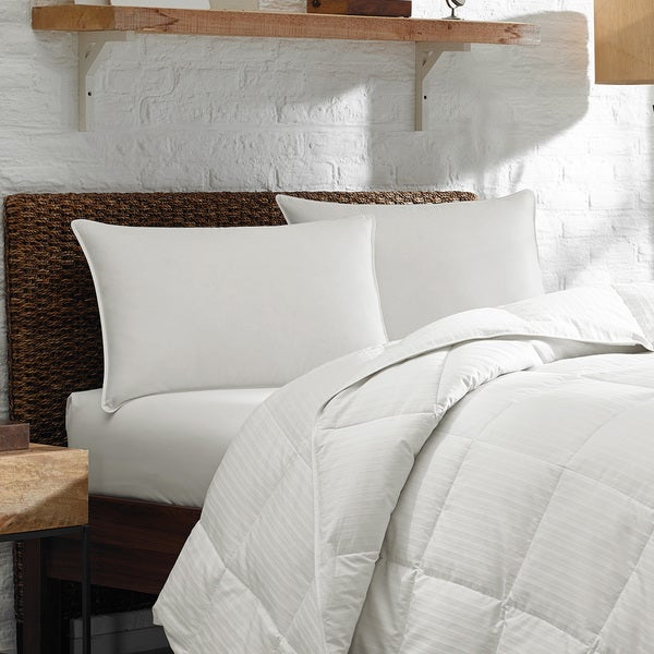 Eddie Bauer 700 Fill Power White Goose Down Pillow