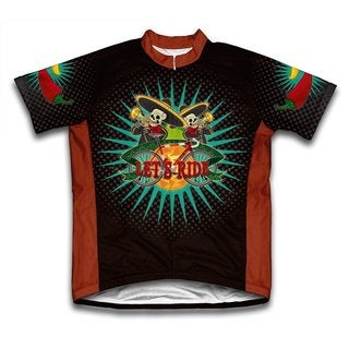 Scudo Mariachi Microfiber Short-sleeved Cycling Jersey