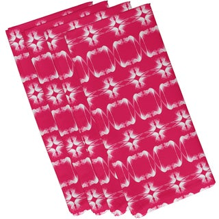 Summer Picnic Geometric Print Napkin