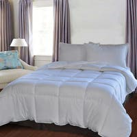 Natural Comfort White Down Alternative Comforter