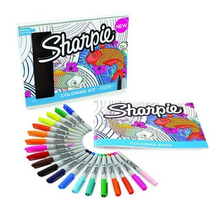 Sharpie Aquatic Kit
