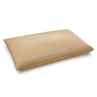 The SwissLux Pillow with Skin Rejuvenating Copper Pillowcase