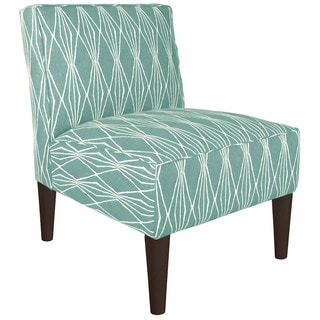 Skyline Furniture Hand-Cut Shapes Accent Chair