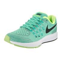 Nike Women's Green Air Zoom Vomero 11 Running Shoe