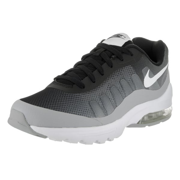Nike Men's Air Max Invigor Print Black Running Shoes