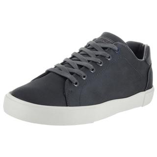 Tommy Hilfiger Men's Pawleys2 Grey Synthetic Leather Casual Shoes