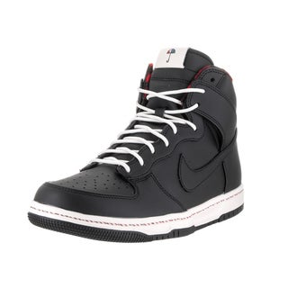 Nike Men's Dunk Ultra Black Synthetic Leather Casual Shoes
