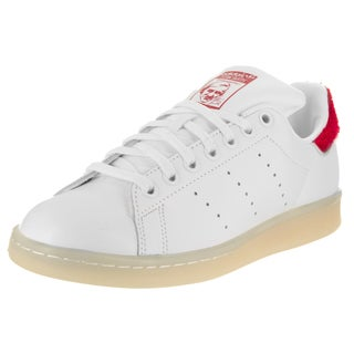 Adidas Women's Stan Smith W Originals White Leather Casual Shoe