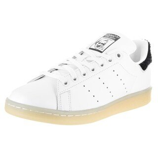 Adidas Women's Stan Smith W Originals White Leather Casual Shoe