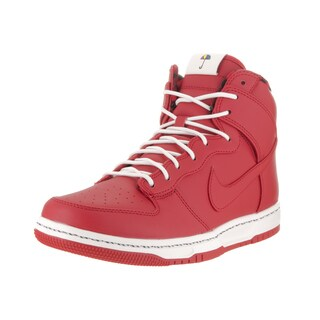 Nike Men's Dunk Ultra Red Synthetic Leather Casual Shoes
