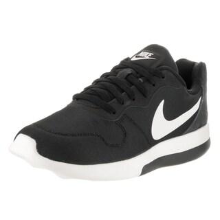 Nike Men's MD Runner 2 LW Black Suede Running Shoe