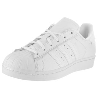 Adidas Women's Superstar W Originals White Leather Casual Shoe