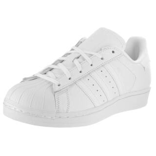 Adidas Women's Superstar W Originals White Leather Casual Shoe|https://ak1.ostkcdn.com/images/products/13477879/P20164148.jpg?impolicy=medium