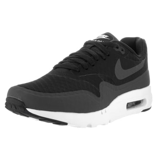 Nike Men's Air Max 1 Ultra Essential Black Running Shoes