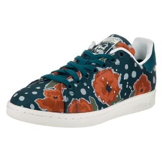 Adidas Women's Stan Smith W Originals Multicolored Textile Casual Shoe