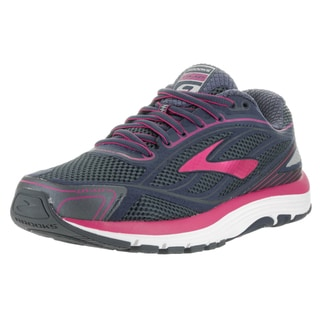 Brooks Women's Dyad 9 Wide Blue Running Shoes