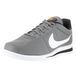 Nike Men's Cortez Ultra Grey Textile Casual Shoes