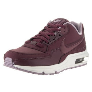 Nike Men's Air Max LTD 3 Purple Synthetic Leather Running Shoes