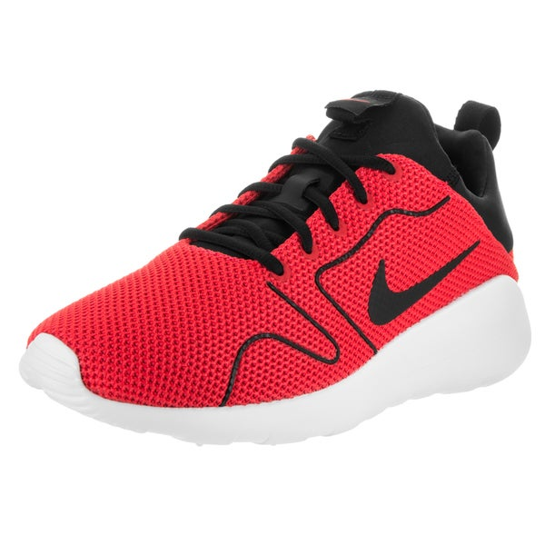 official photos 50543 49971 Nike Men  x27 s Kaishi 2.0 SE Red Mesh Running Shoes