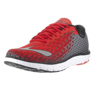 Brooks Men's Red PureFlow 5 Running Shoe