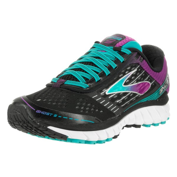 Shop Brooks Women's Ghost 9 Wide Running Shoes Free