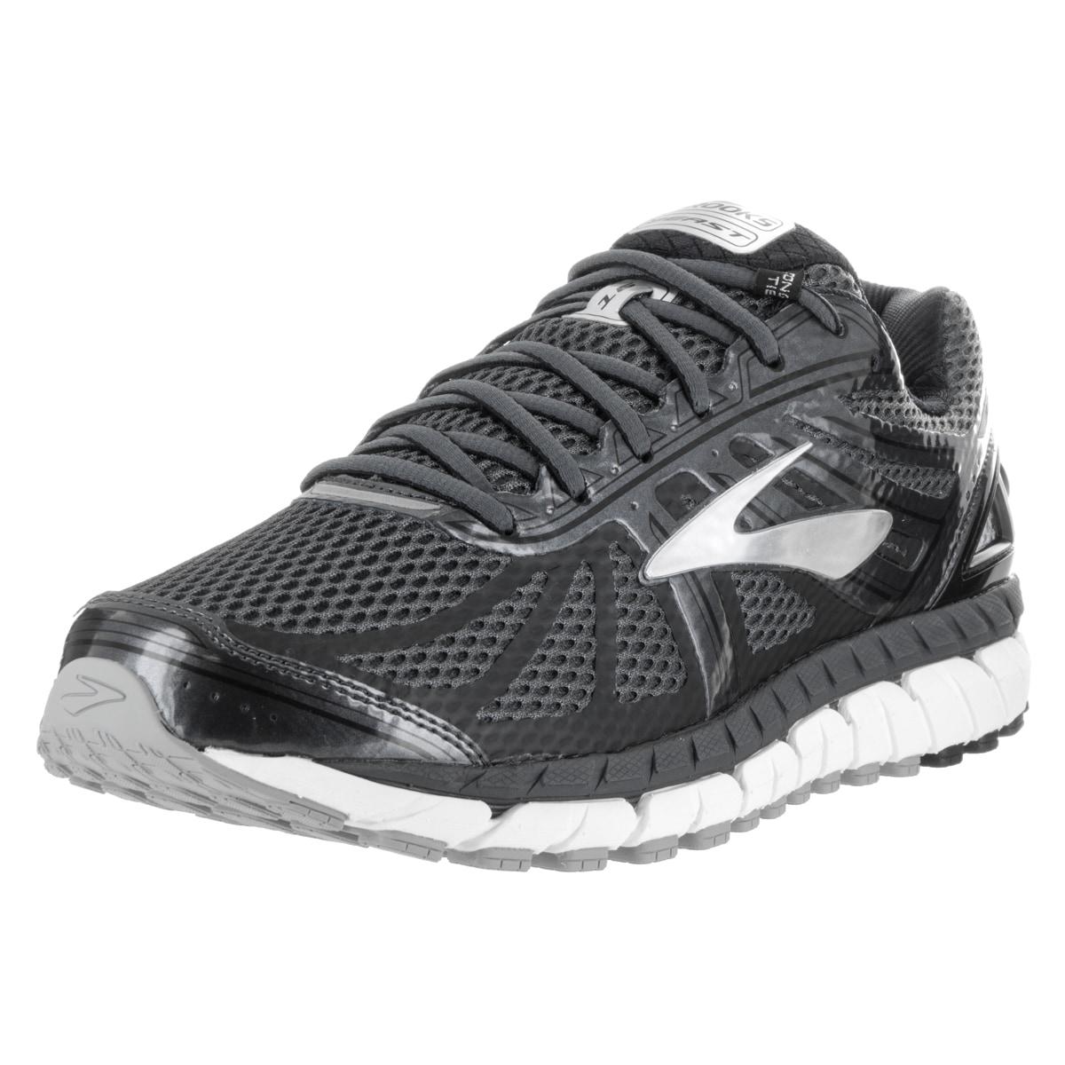 BROOKS Men's Beast '16 Black Running Shoes (9)