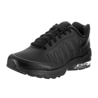Nike Men's Air Max Invigor Sl Black Synthetic Leather Running Shoes