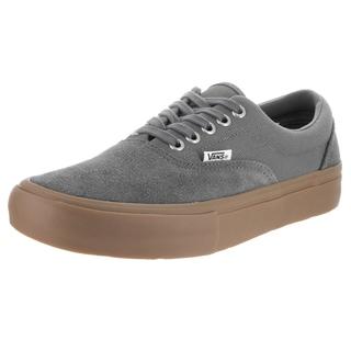 Vans Men's Era Pro Grey Suede Skate Shoes