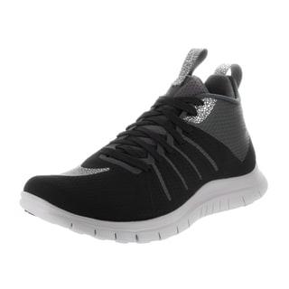 Nike Men's Free Hypervenom 2 Black Mesh Running Shoes