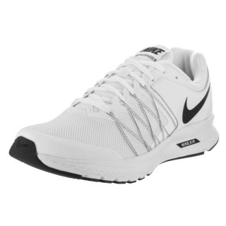 Nike Men's Air Relentless 6 White Mesh Running Shoes