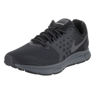 Nike Men's Zoom Span Shield Black Running Shoes
