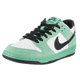 Nike Men's Dunk Low Pro IW Green Suede Skate Shoes