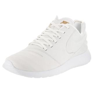 Nike Men's Roshe Tiempo VI QS White Leather Casual Shoes