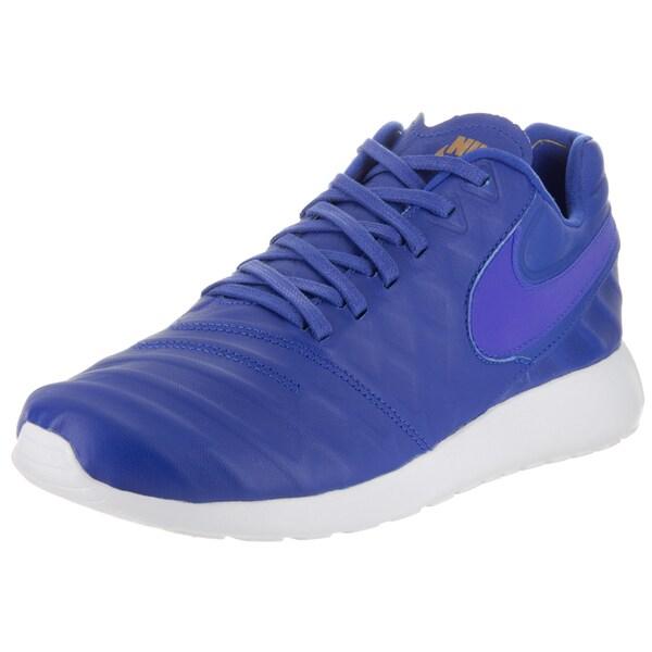 fda5e308d8975 Shop Nike Men s  Roshe Tiempo VI QS  Racer Blue