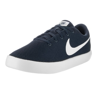 Nike Men's Essentialist Obsidian/White Textile Casual Shoe