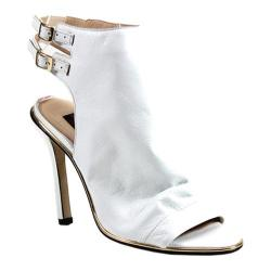 Women's Luichiny A Cut Above Sandal White Leather