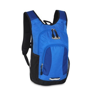Everest Two-tone Polyester 16-inch Mini Hiking Pack