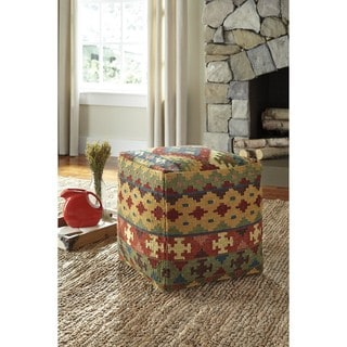 Signature Design by Ashley Adolfo Multi Pouf